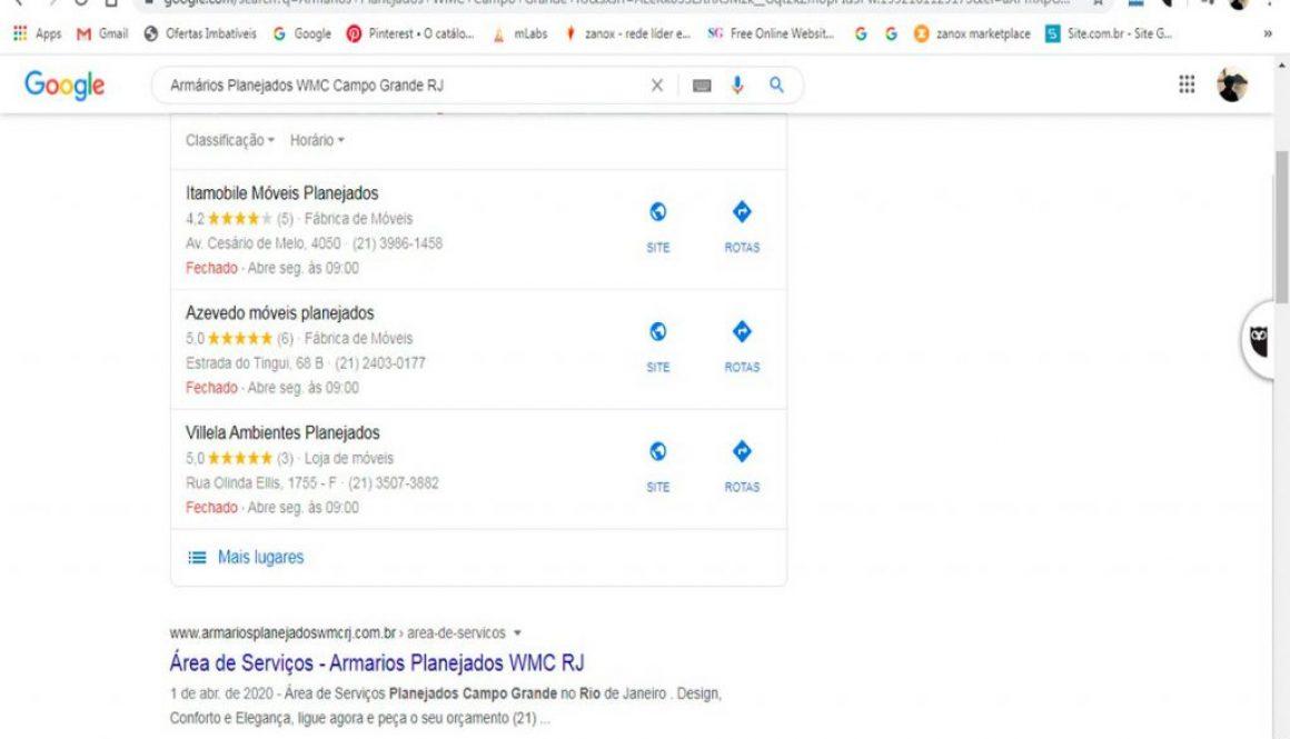 Armários Planejados WMC Campo Grande RJ