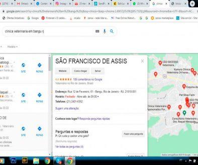 Clinica Veterinária São Francisco de Assis RJ
