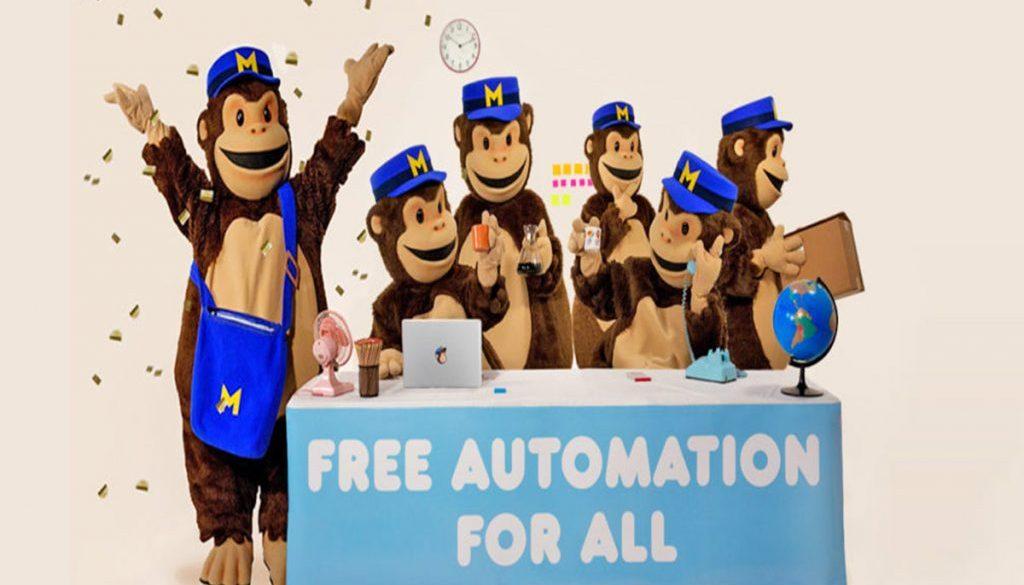 Automação de Marketing com a Mailchimp