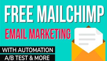 E-mail Marketing Mailchimp