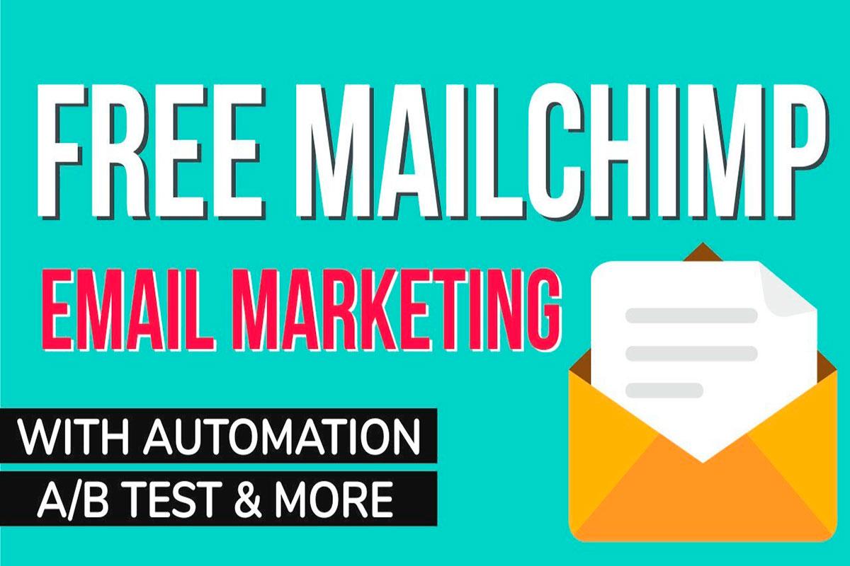 E-mail Marketing Mailchimp